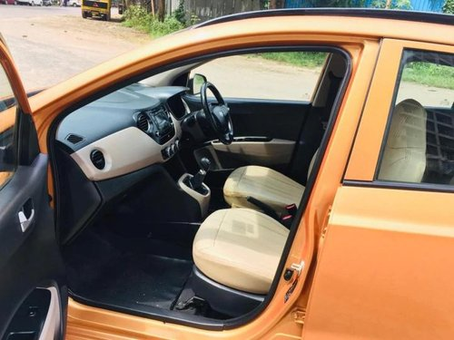 Used Hyundai Grand i10 Asta 2015 MT for sale in Thane