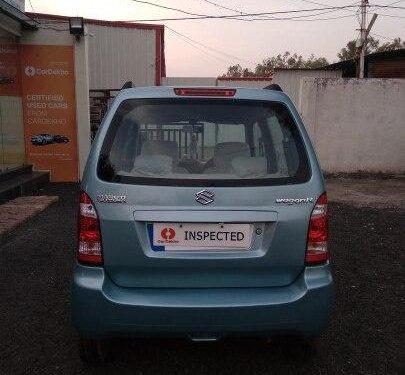 Used Maruti Suzuki Wagon R 2010 MT for sale in Indore