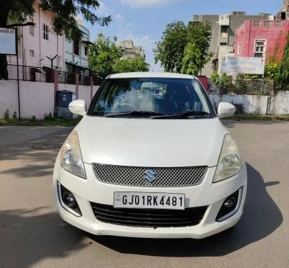 Used 2015 Maruti Suzuki Swift VDI MT for sale in Ahmedabad