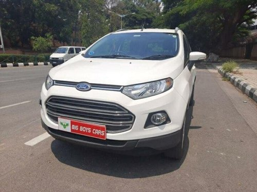 Used Ford EcoSport 2017 MT for sale in Bangalore