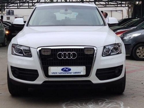 Used Audi Q5 2010 AT for sale in Coimbatore