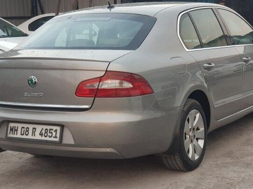 Used Skoda Superb 2010 AT for sale in Pune