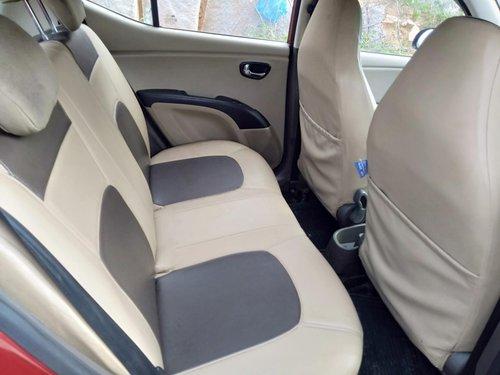 2012 Hyundai i10 Sportz 1.2 for sale at low price
