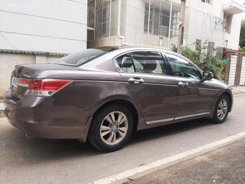Used Honda Accord 2.4 Inspire A/T 2011 AT for sale in Bangalore