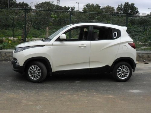 Used Mahindra KUV100 NXT D75 K8 2016 MT for sale in Bangalore