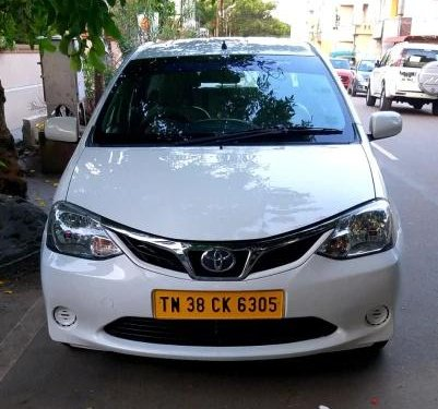 Used 2017 Toyota Platinum Etios MT for sale in Coimbatore