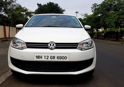 Used Volkswagen Polo Petrol Comfortline 1.2L 2011 MT for sale in Pune
