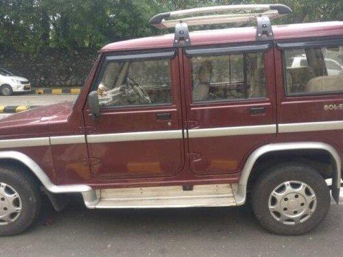 Used Mahindra Bolero B4 2007 MT for sale in Mumbai