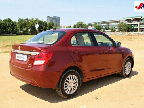 Used Maruti Suzuki Dzire 2017 AT for sale in Ahmedabad -9