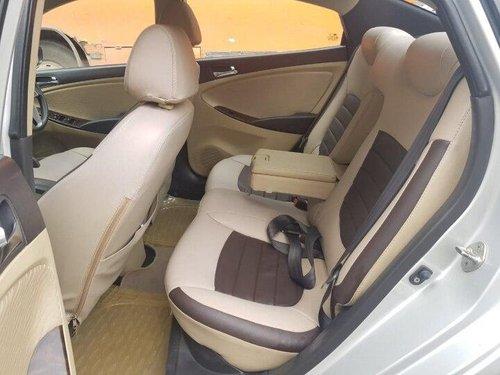 Used Hyundai Verna 1.6 EX VTVT 2012 MT for sale in New Delhi