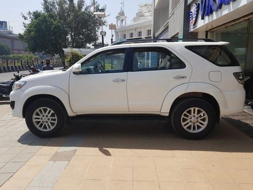 Used Toyota Fortuner 4x2 AT 2014 AT for sale in Ahmedabad