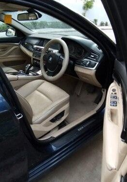 Used BMW 5 Series 2010 AT for sale in Ahmedabad