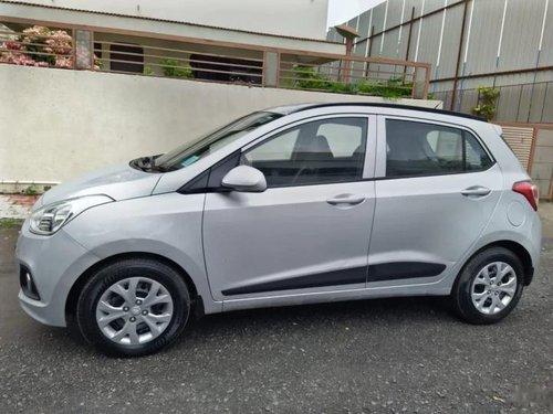 Hyundai Grand i10 1.2 Kappa Sportz BSIV 2015 MT for sale in Ahmedabad