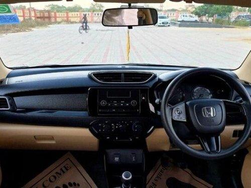 Used Honda Amaze S Petrol 2019 MT for sale in New Delhi