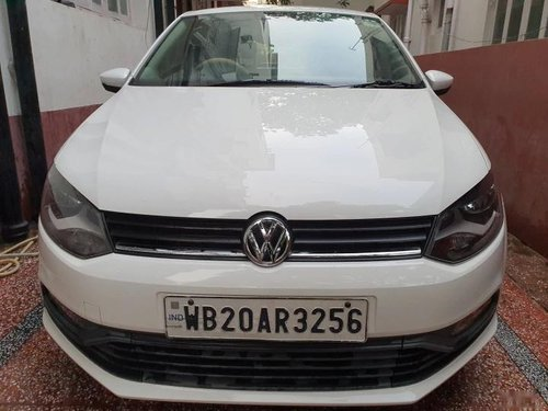 Used 2017 Volkswagen Polo MT for sale in Kolkata