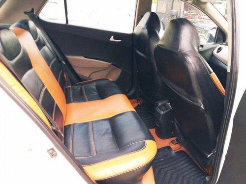 Used Hyundai Grand i10 Sportz 2017 MT for sale in Ahmedabad