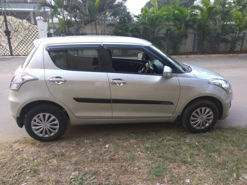 Used Maruti Suzuki Swift VDI 2015 MT for sale in Hyderabad