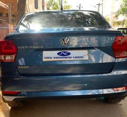 Used Volkswagen Ameo 1.2 MPI Highline 2016 MT for sale in Coimbatore