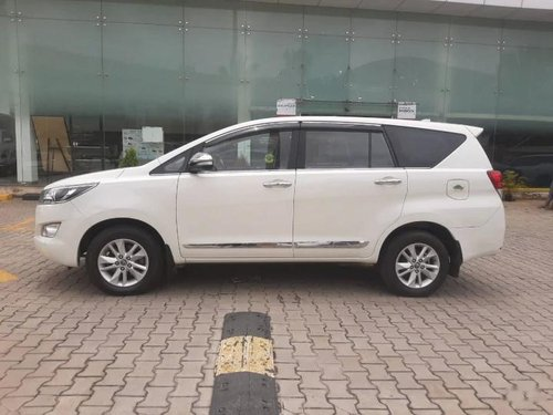 Toyota Innova Crysta 2.8 ZX AT BSIV 2017 AT for sale in Bangalore