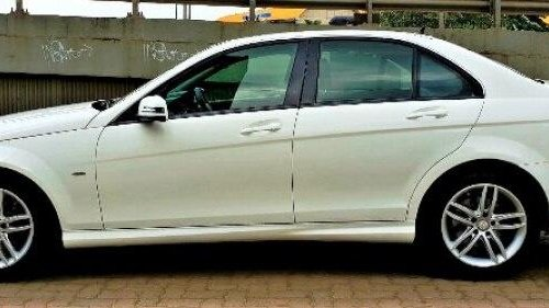 Mercedes-Benz C-Class 220 CDI AT 2013 AT for sale in Mumbai