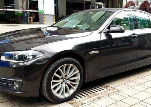Used BMW 5 Series 2016 AT for sale in Mumbai