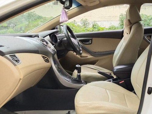 Used 2014 Hyundai Elantra MT for sale in Bangalore