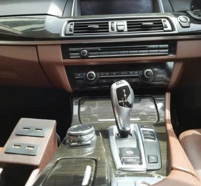 Used BMW 5 Series 520d Luxury Line 2016 AT for sale in Ahmedabad