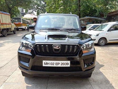 Used Mahindra Scorpio 2017 MT for sale in Thane