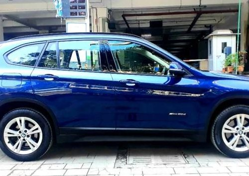 Used BMW X1 sDrive20d Expedition 2018 AT for sale in Mumbai