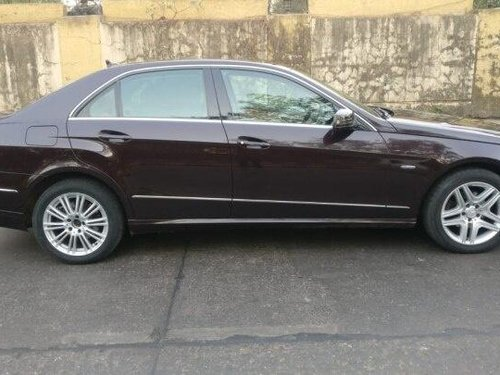 Mercedes-Benz E-Class E 200 CGI 2011 AT for sale in Mumbai