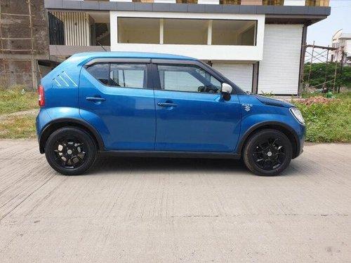 Used 2017 Maruti Suzuki Ignis AT for sale in Indore