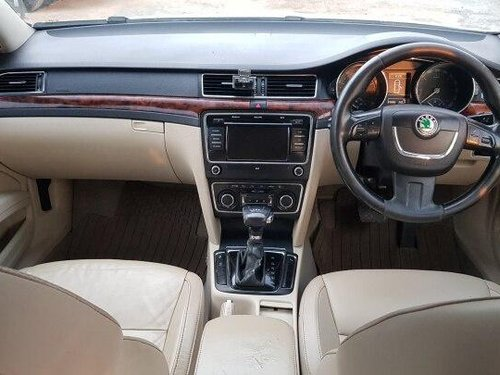 Used Skoda Superb Elegance 1.8 TSI AT 2011 AT for sale in Pune
