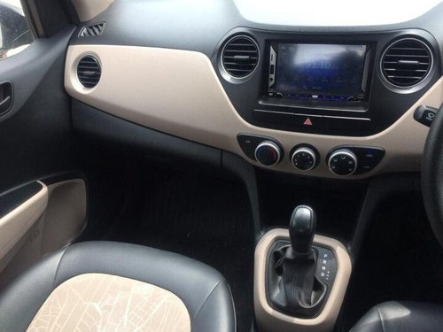 Used 2017 Hyundai Grand i10 AT for sale in Pune