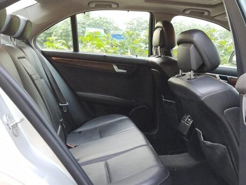 Used 2009 Mercedes Benz C-Class MT for sale in Bangalore