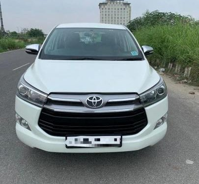 Used 2017 Toyota Innova Crysta AT for sale in New Delhi