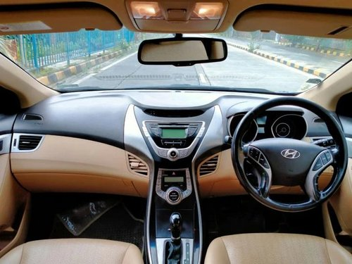 Used Hyundai Elantra SX AT 2014 AT for sale in Mumbai