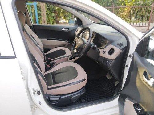 Hyundai Grand i10 Asta Option AT 2016 AT for sale in Mumbai