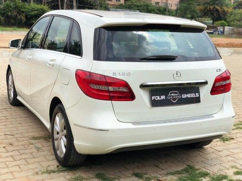 Used 2014 Mercedes Benz B Class AT for sale in Bangalore