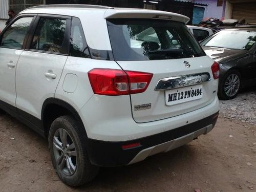 Used 2017 Maruti Suzuki Vitara Brezza MT for sale in Pune