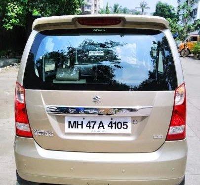 Used Maruti Suzuki Wagon R LXI CNG 2015 MT for sale in Thane