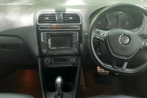 Used Volkswagen Polo 2017 AT for sale in Bangalore