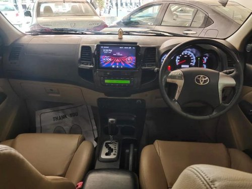 Used Toyota Fortuner 4x2 AT 2014 AT for sale in Ahmedabad -1