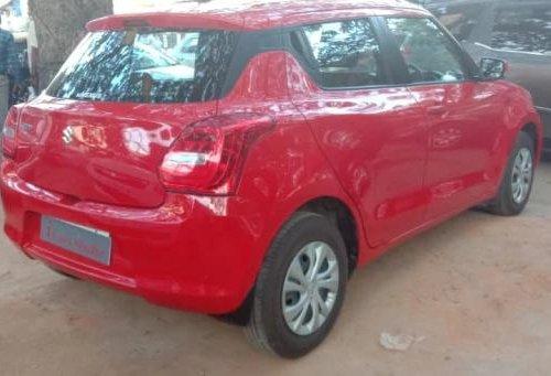 Used Maruti Suzuki Swift VXI 2018 MT for sale in Bangalore