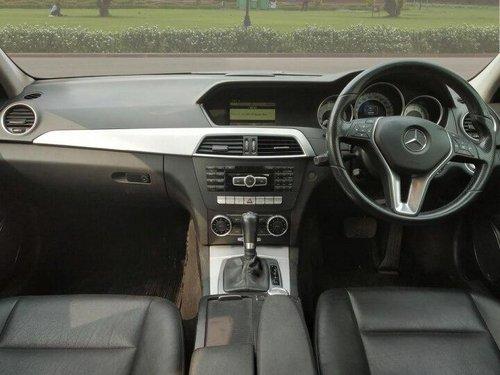 Mercedes-Benz C-Class C 220 CDI Elegance AT 2013 AT in New Delhi