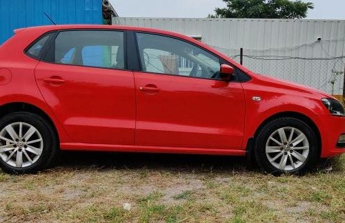 Volkswagen Polo 1.5 TDI Highline 2015 MT for sale in Hyderabad