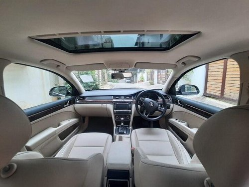 Used 2015 Skoda Superb AT for sale in Bangalore