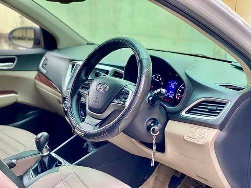 Used Hyundai Verna SX 2017 MT for sale in Kolkata