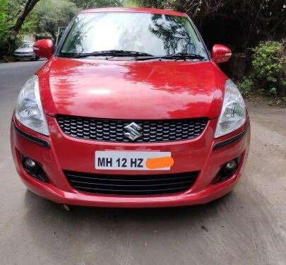 Used Maruti Suzuki Swift VDI 2012 MT for sale in Pune -12