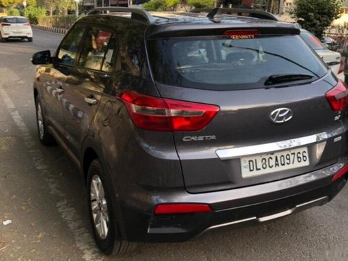 Hyundai Creta 1.6 SX Option Diesel 2017 MT for sale in New Delhi