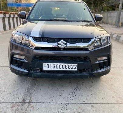 Maruti Suzuki Vitara Brezza VDi AMT 2019 AT for sale in New Delhi